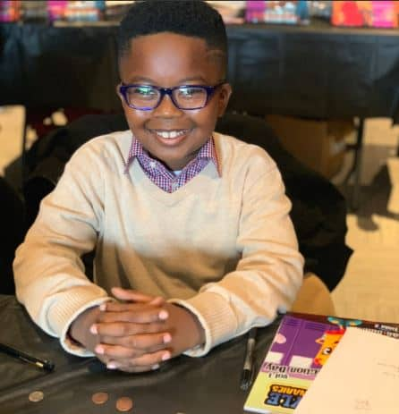 Young Black Student's Book Accepted Into Library of Congress