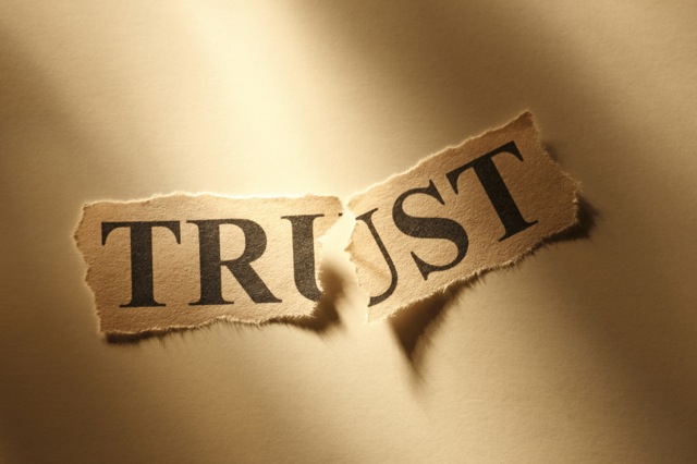 The Cost of Trust, Pt.1